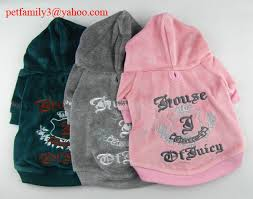 juicy couture dog coats
