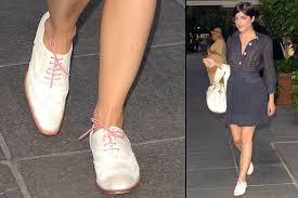 flat lace up shoes