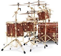bubinga drums