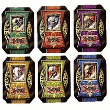 yugioh collector tins
