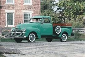 1954 chevrolet pickup truck