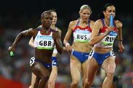 100m relay