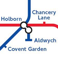 aldwych map