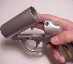 gun spray