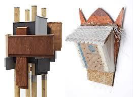 designer bird houses