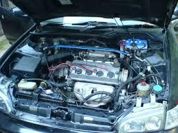 93 honda civic engine
