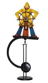 metal balancing toys