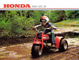 3 wheeler atv