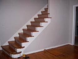 modern staircase railings
