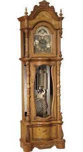 oak grandfather clocks