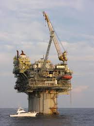 oil rigs pictures