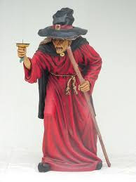 life size witch