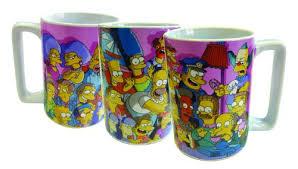 simpson mugs