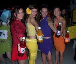 fanta halloween costumes