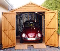 garages shed