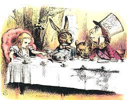 mad hatter tea parties