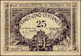 25 centimes