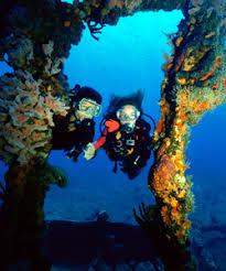 scuba diving jamaica