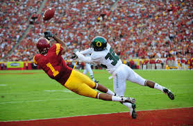 Patrick Turner Oregon v USC