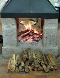 how to build fire place