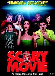 scary movie dvd
