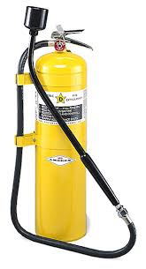 class d fire extinguishers