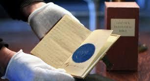 lincolns bible