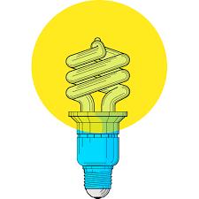 free light bulb clip art