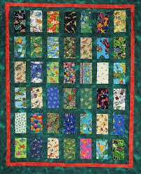 frog quilt pattern