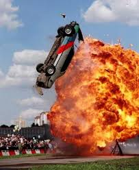 fire cars