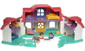 fisher price little people houses