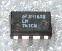lm741 opamp