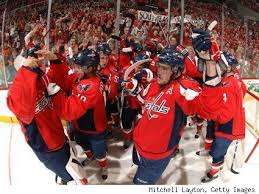 How did the capitals blow a