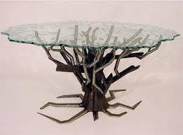 metal table designs