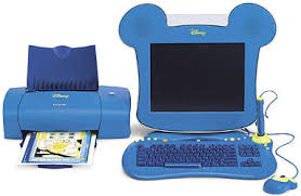 disney dream desk computer