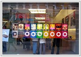 display ipod
