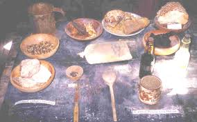 food in the 1800s