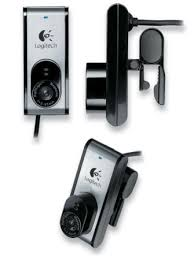 logitech webcam msn