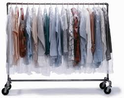 retail clothes rack