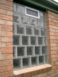glass block sizes