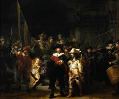 rembrandt nightwatch