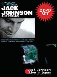jack johnson live in japan