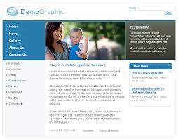 generic website