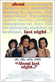 about last night movie