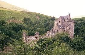 campbell castle scotland