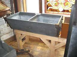 antique sinks