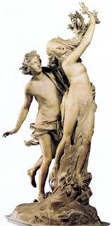 apollo and daphne statue