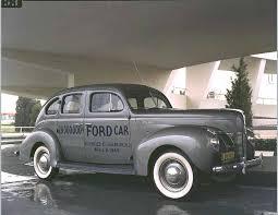 1940 automobile