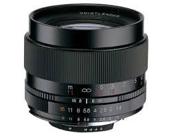 58mm lenses