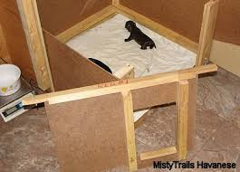 dog whelping beds